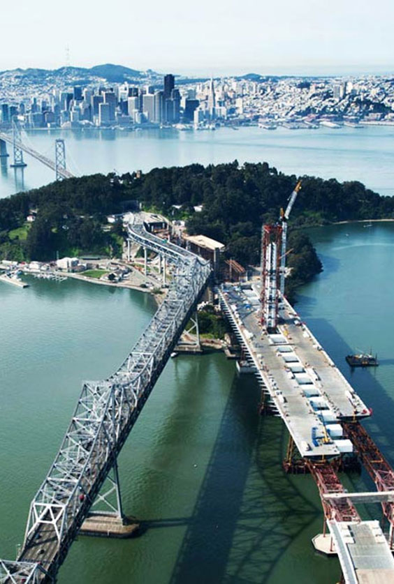 Caltrans Bay Bridge Replacement