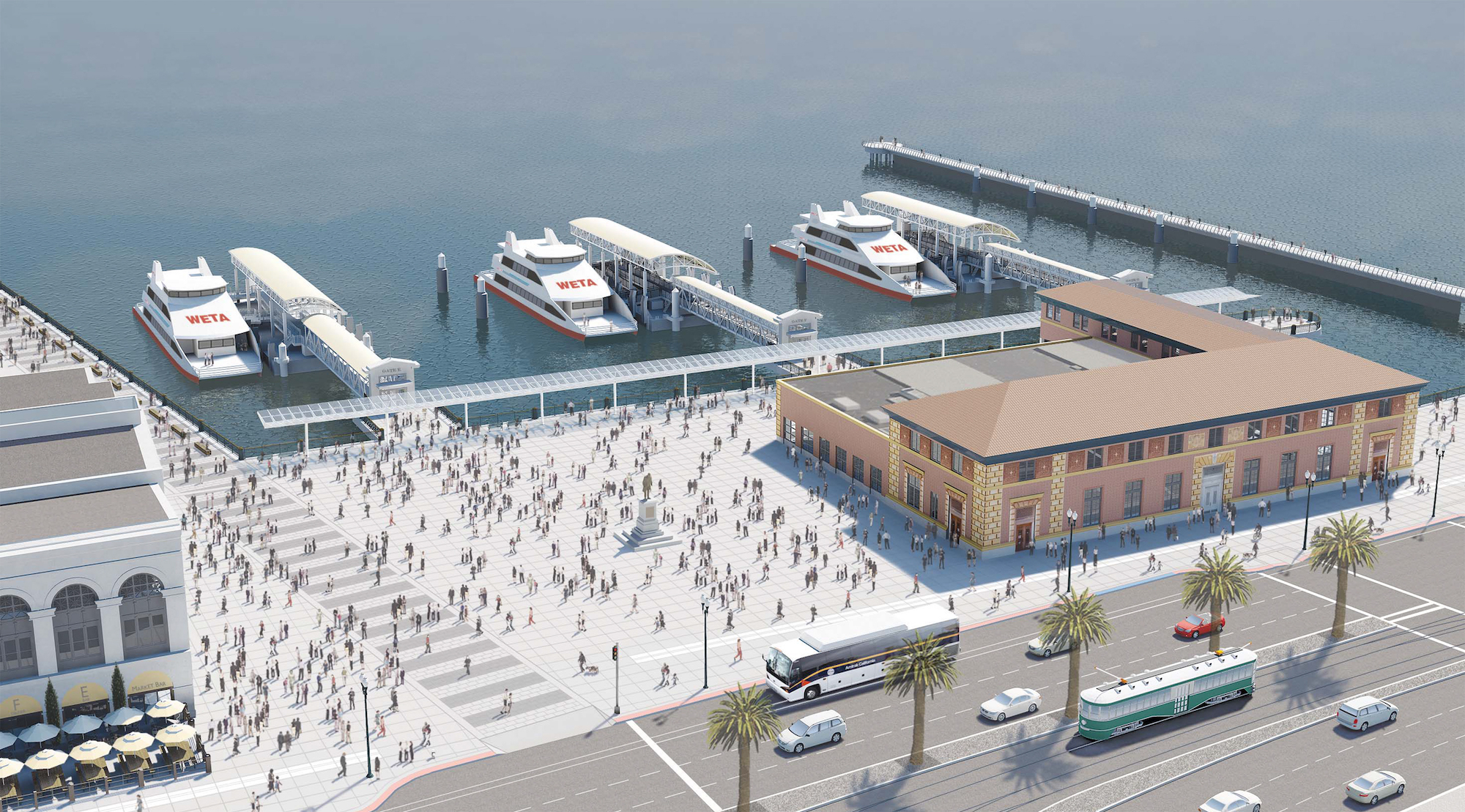 Ferry Terminal Expansion