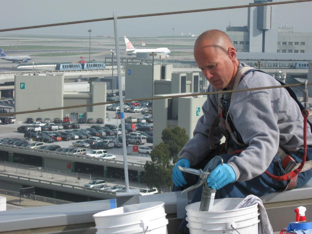 Airport Roof Repair